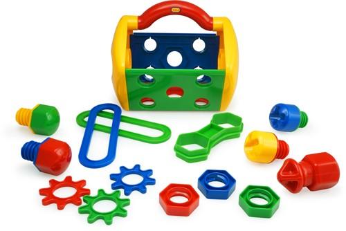 Tolo Toys Tool Box