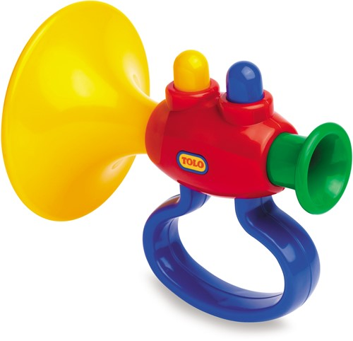 Tolo Toys Classic Trumpet