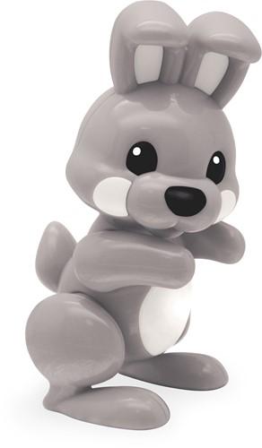 Tolo Toys Grey Rabbit