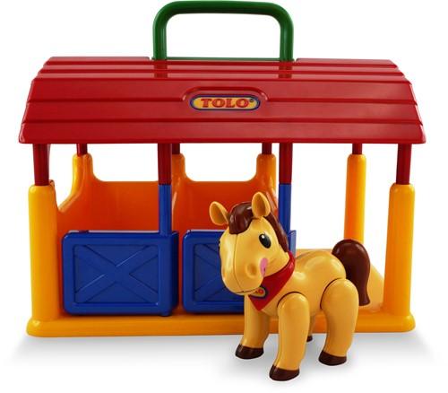 Tolo Friends - Stal met Paard