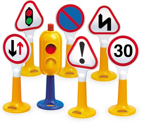Tolo Toys Road Signs