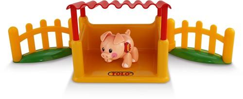 Tolo Toys Pig Shed Set