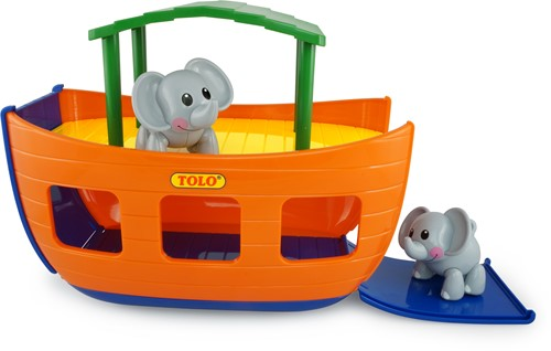 Tolo Toys First Friends Noah's Ark