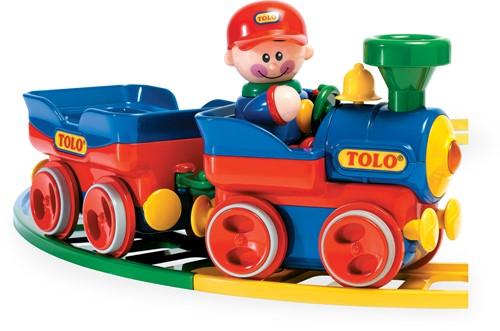 Tolo Toys Train Set (Small)