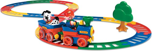 Tolo Toys Train Set (Large)