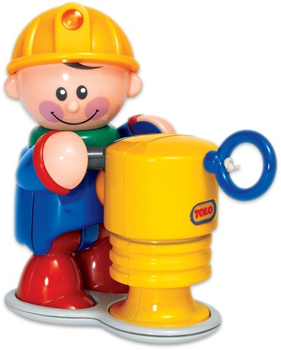 Tolo Toys Road Worker