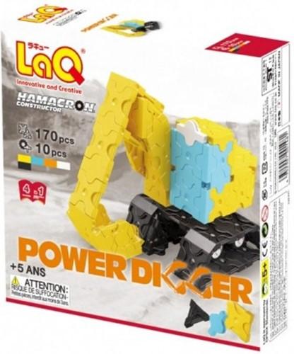 LaQ Hamacron Constructor Power Digger (*)