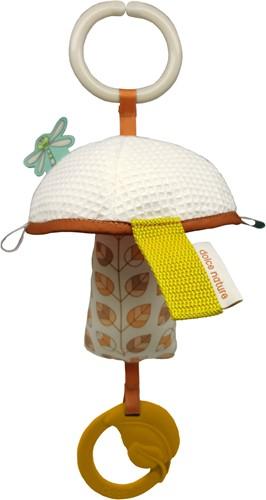 Dolce Toys Earth - Activity Travel Mushroom
