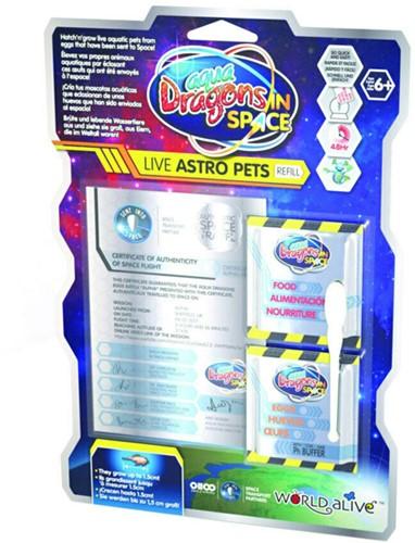 Aqua Dragons® Astro Huisdieren navulling