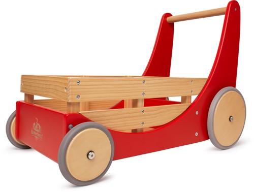 Kinderfeets Cargo Walker Rood