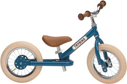 Trybike draisienne - Vintage Bleu