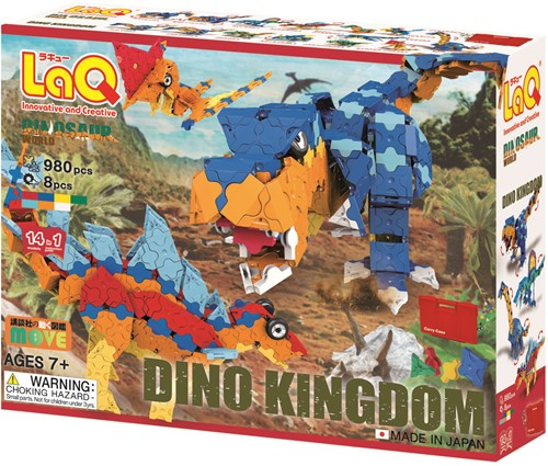 LaQ Dino Kingdom