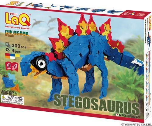LaQ Dinosaur World Stegosaurus