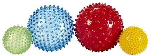 Edushape Sensory Balls Mega Pack Set of 9