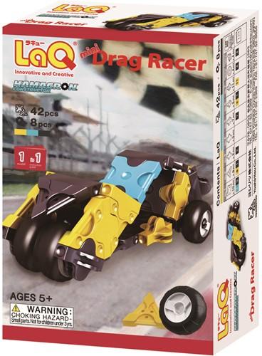 LaQ Hamacron Constructor Mini Drag Racer