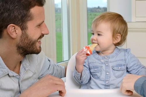 KidsMe Food Feeder Plus Single Pack - Lavender                  Blister card