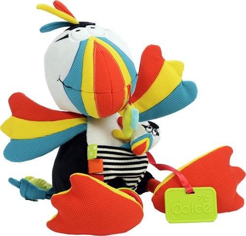 Dolce Toys Puffin