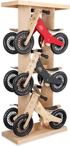 Kinderfeets Balance Bikes Display gevuld & extra voorraad