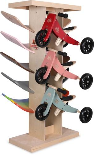 Kinderfeets Balance Boards & Tiny Tot PLUS Hybrid Display gevuld
