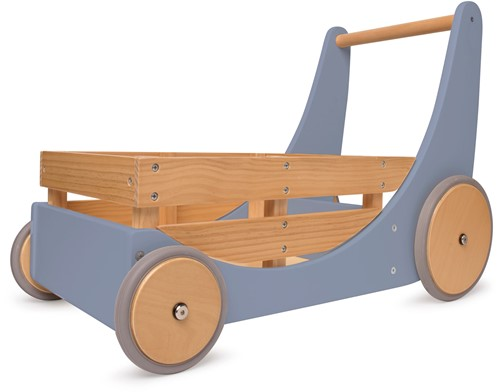 Kinderfeets Cargo Walker Leisteen Blauw