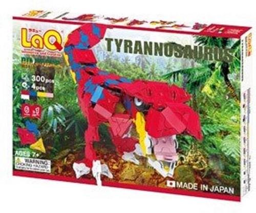 LaQ Dinosaur World Tyrannosaurus (T-Rex)