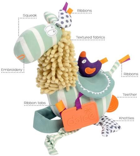 Dolce Toys Baby Llama