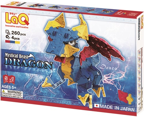 LaQ Mystical Beast Dragon