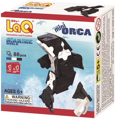 LaQ Marine World Mini Orca