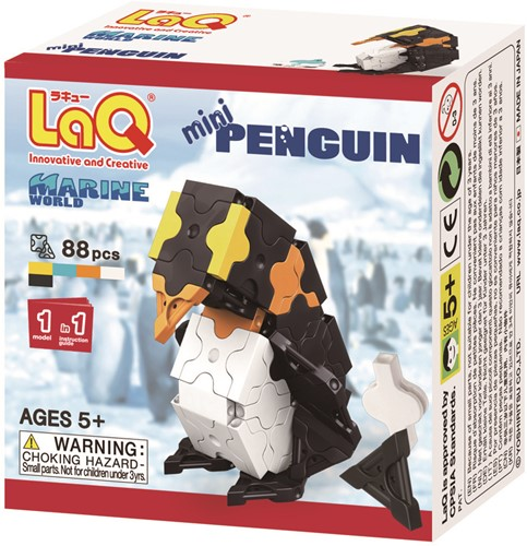 LaQ Marine World Mini Penguin