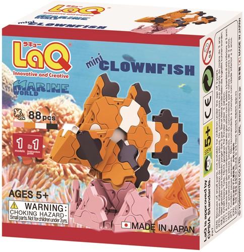 LaQ Marine World Mini Clownfish