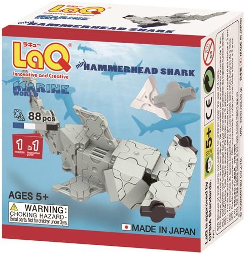 LaQ Marine World Mini Hammershad Shark