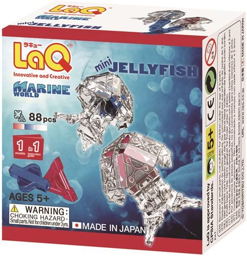 LaQ Marine World Mini Jellyfish