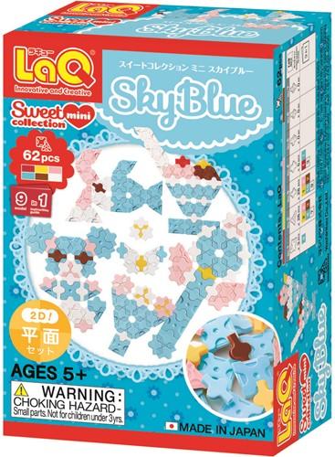 LaQ Mini Sky Bleu