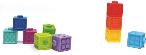 Edushape Textured Pop Blocks - NEW