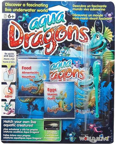 Aqua Dragons® Onderwaterwereld Navulling